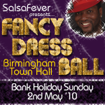 Salsa Ball - Birmingham Town Hall