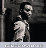Rohan Brown - Salsa Instructor