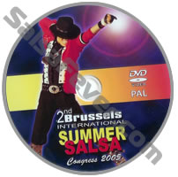 2nd BRUSSELS INTERNATIONAL SUMMER SALSA CONGRESS 2005