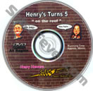 HENRY HERRERA - HENRYS TURNS VOL 5