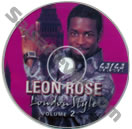 LEON ROSE - LONDON STYLE SALSA VOL2
