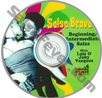 SALSA BRAVA BEGINNER/INTERMEDIATE 2 IN 1 COMBO