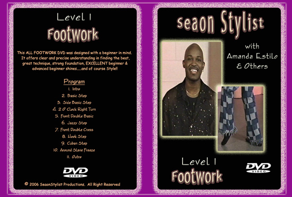 SEAON BRISTOL - BEST OF FOOTWORK LEVEL 1