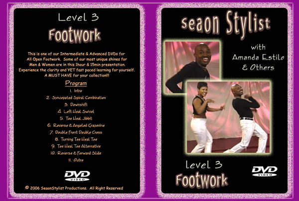 SEAON BRISTOL - FOOTWORK LEVEL 3