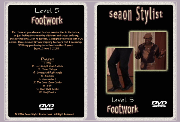 SEAON BRISTOL - FOOTWORK LEVEL 5