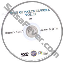 SEAON BRISTOL & AMANDA ESTILO - BEST OF PARTNERWORK VOL II
