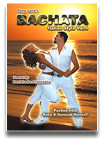 TONY LARA PRESENTS BACHATA ITALIAN STYLE VOL 4