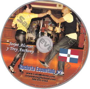 JORJET ALCOCER Y TROY ANTHONY - BACHATA ESSENTIALS VOL2