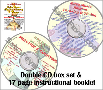 Mike Bello Timing & Booklet Double CD Set